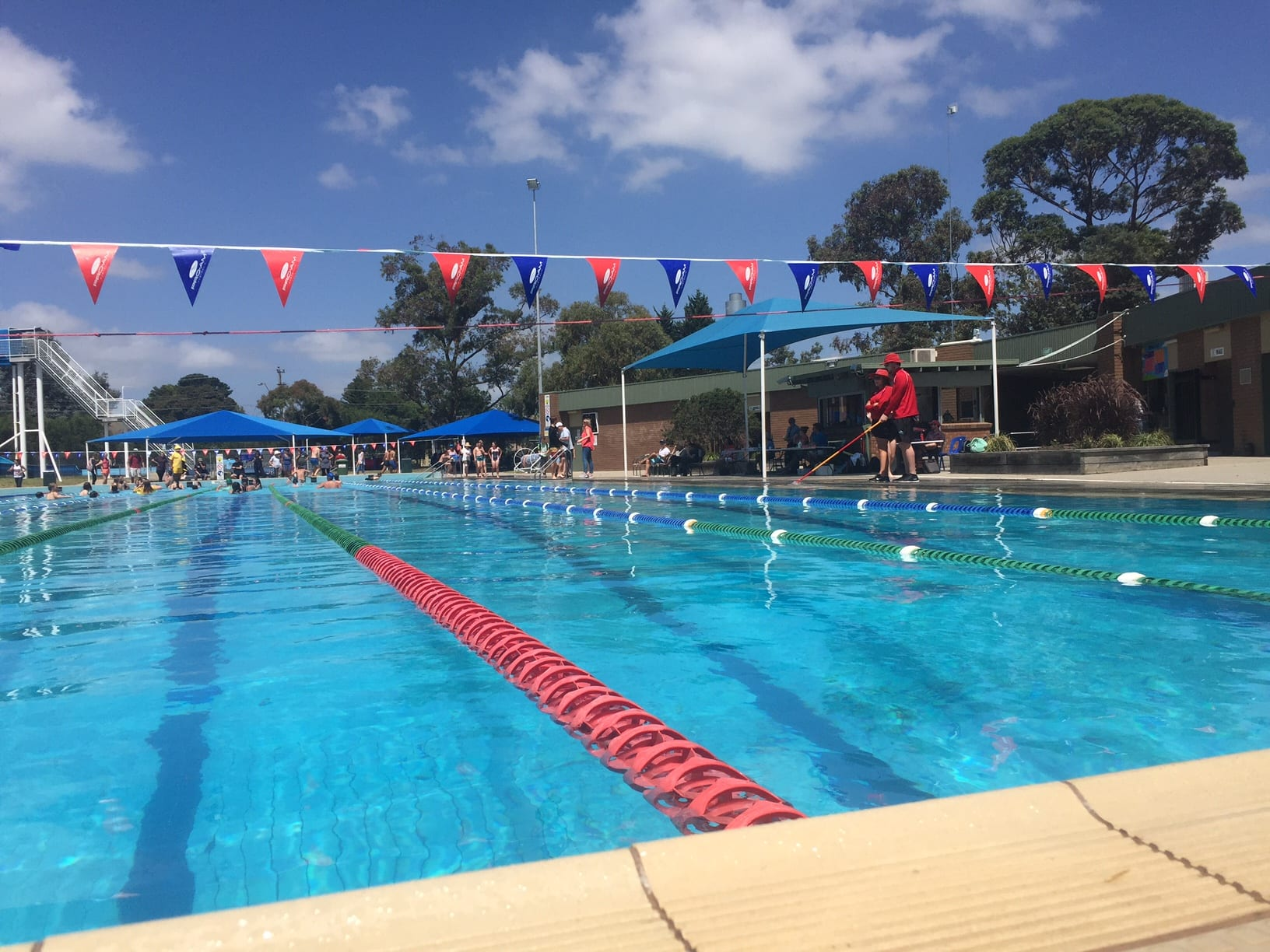 Swimming Carnival - Western Port Secondary College